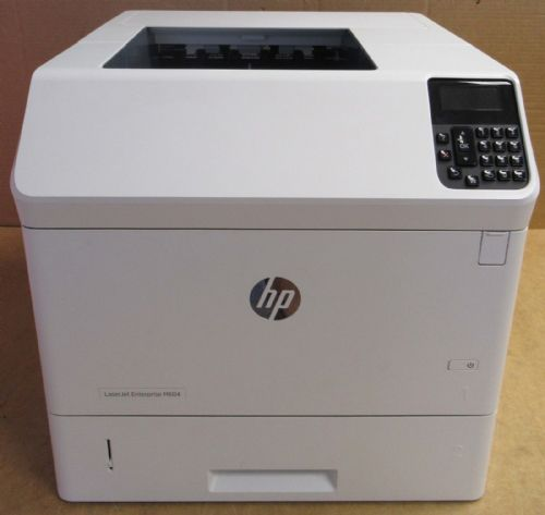 HP LaserJet Enterprise M604dn 50ppm A4 Office Mono Black Laser Printer E6B68A